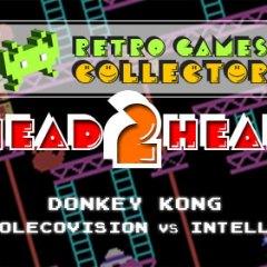 Head 2 Head: Donkey Kong – 2600 vs ColecoVision vs Intellivision