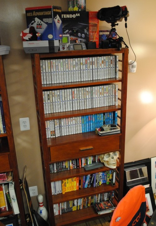 Saturn games collection