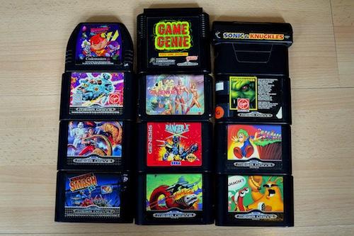 MegaDrive games 2