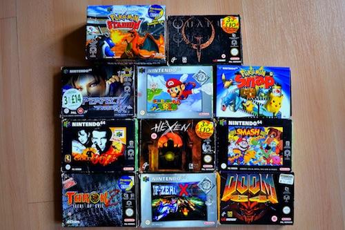 N64 games 1