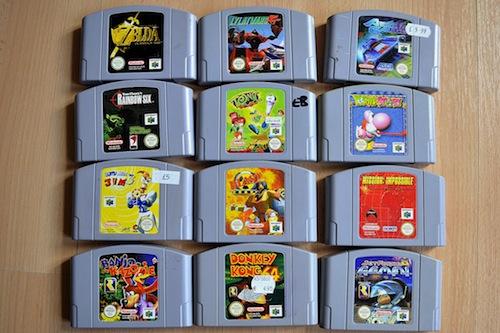 N64 games 2