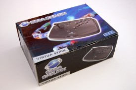 The Virtua Stick box.
