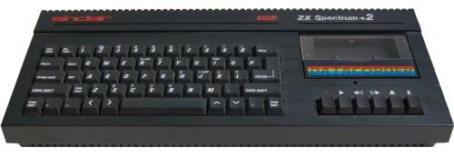 ZX Spectrum +2a