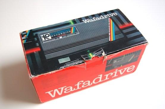Rotronics Wafadrive box front