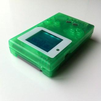 Custom green 2