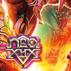 Neo XYX released by NG:DEV.TEAM for Sega Dreamcast