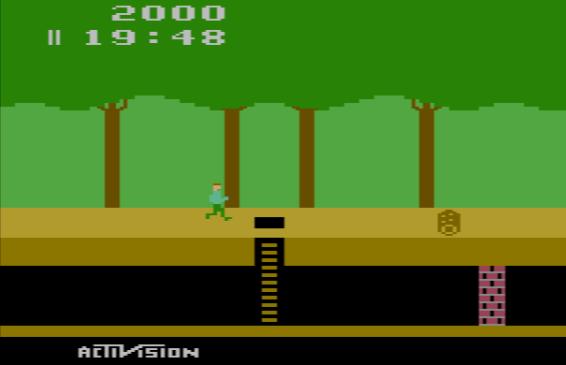 Atari 2600 version