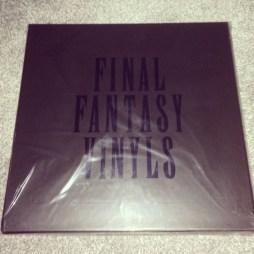 Final Fantasy Vinyls