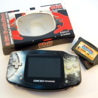 Custom Game Boy Advance by 8bit Evolution