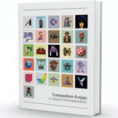 Commodore Amiga: a visual Commpendium Kickstarter campaign doubles target in 6 days