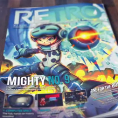RETRO Video Game Magazine Year 2 Kickstarter 3 days to go