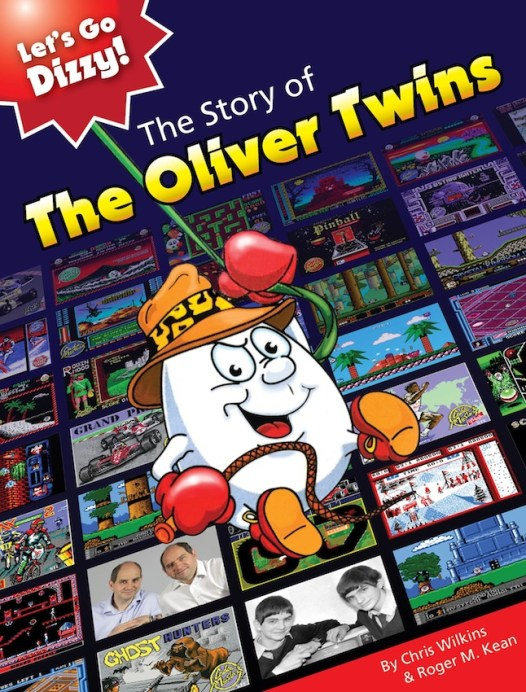 The Story of the Oliver Twins book cover