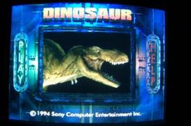Can't resist a bit of T-Rex