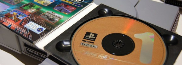 Memorable gaming moments: #2 PlayStation Demo One