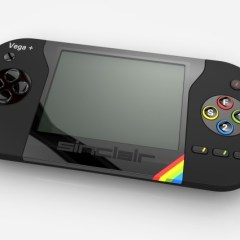 Sinclair Spectrum Vega plus – first thoughts