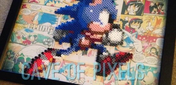 Pixel Bead Art by Cave of Pixels