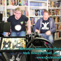 Memoirs of a Spectrum Addict Film interview at the Centre for Computing History