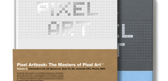 The Masters of Pixel Art Volume 2 Kickstarter campaign launches