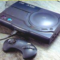 Sega Wondermega e JVC X'Eye