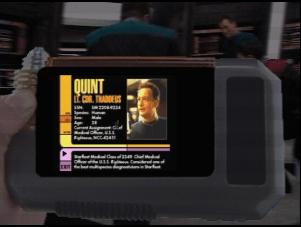 Dr. Q-uint a galaxis legfenomenálisabb humorú doktora. A leírás alapján legalábbis.