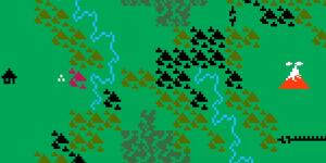 Ki először indítja el, annak térkép e táj... Ami térkép is :D