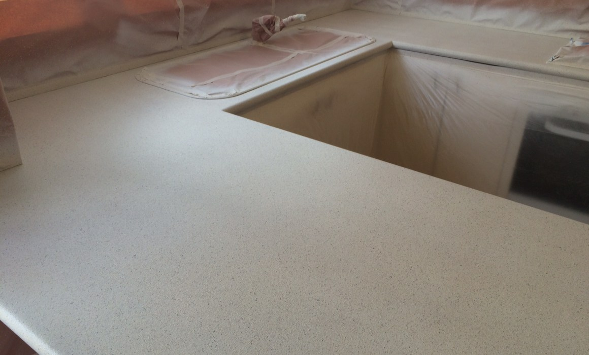 Kitchen Bathroom Resurfacing Makeovers Retro Revamp Transforming Dated Rooms Into Fresh