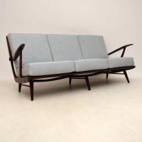 Danish Retro Sofa Vintage 1950s