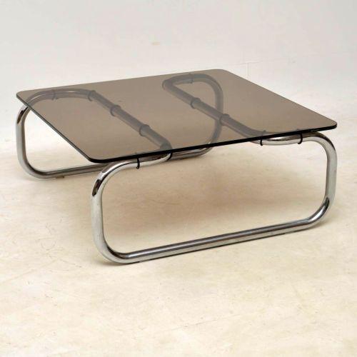 Medium Of Vintage Coffee Table