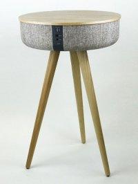 Tabblue - the midcentury speaker table by Steepletone ...