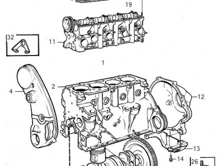Volvo Engine Diagram Wiring Schematic Diagram