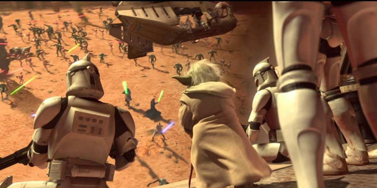 Beyond Good & Evil in the Prequels
