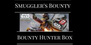 Funko Smuggler's Bounty: Bounty Hunter Box Review