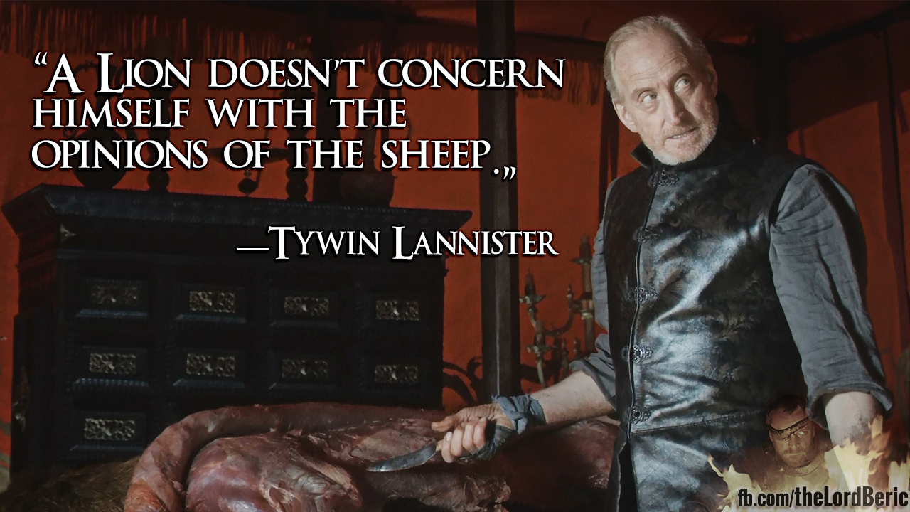 Tyrion Lannister Quotes Hd Wallpaper The Elliot Rodger Massacre Marks The Beginning Of The War