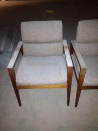 ReUsing & Repurposing Old Furniture - Our DIY Office Chair ...