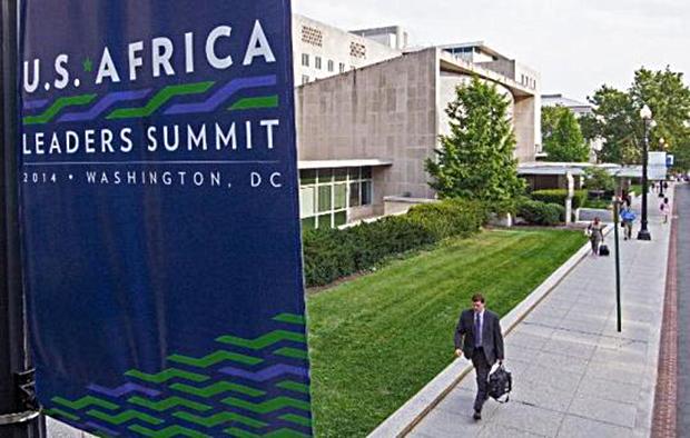 Sommet-Afrique-USA