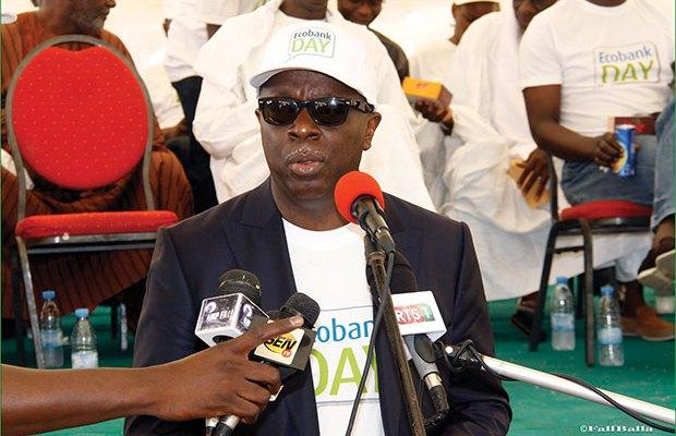 Yves Coffi, Directeur Général Ecobank Sénégal