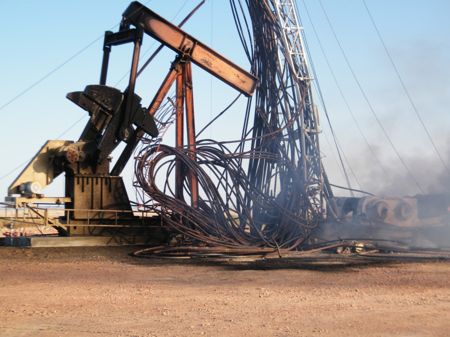 In North Dakota\u0027s Bakken oil boom, there will be bloodReveal