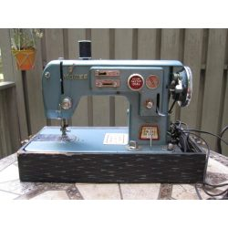 Small Crop Of Morse Sewing Machine