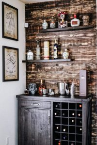 Diy Home Bar Shelves | www.pixshark.com - Images Galleries ...