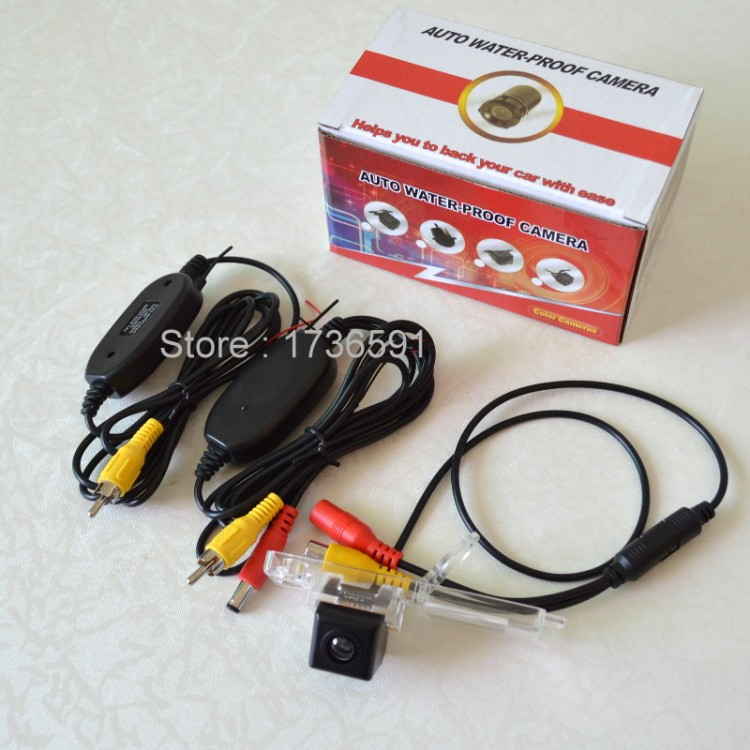 Wireless Camera For Foton View C2 / Car Rear view Camera / Car