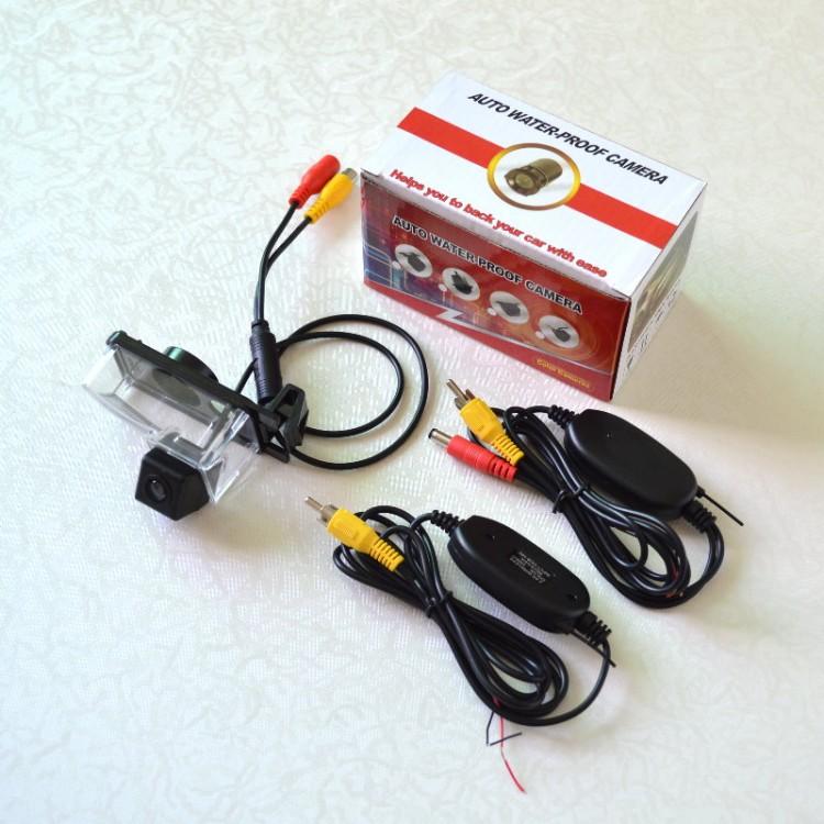 Wireless Camera For Nissan Livina / Pulsar / Car Rear view Camera
