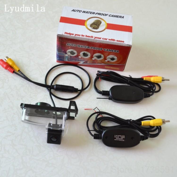 Wireless Camera For Nissan Patrol Safari Y61 Y62 / Car Rear view