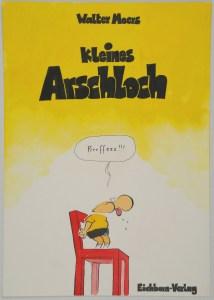 Walter Moers: Kleines Arschloch, 1990 (© Walter Moers)