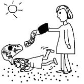 Familienfreuden XXII: Die Auswegloslösungsmaschine