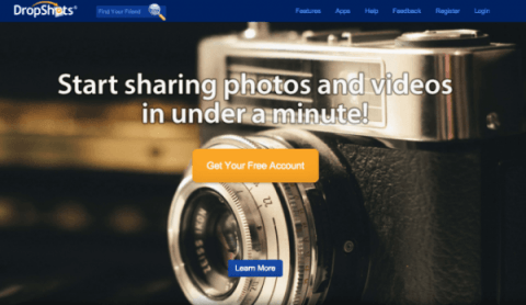 The All-New DropShots: a Cool Way to Share Photos Privately