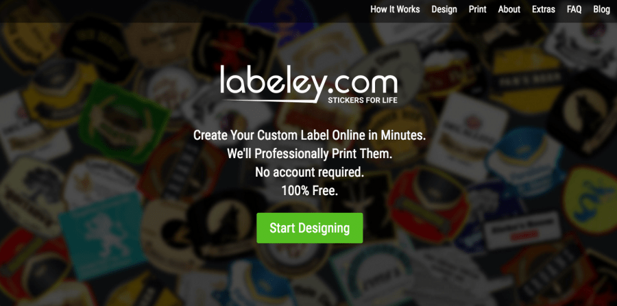 Labeley Review: Create Labels for Free & Print Them Cheaply