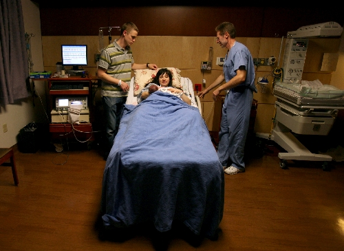 Las Vegas doctors, women try to change C-section approach \u2013 Las - summerlin hospital labor and delivery