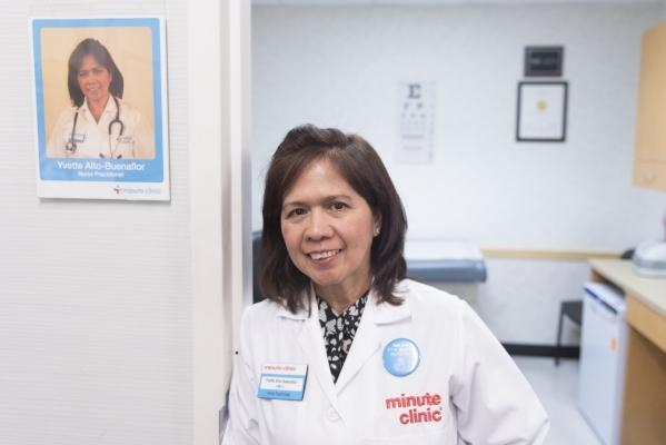 cvs clinic las vegas