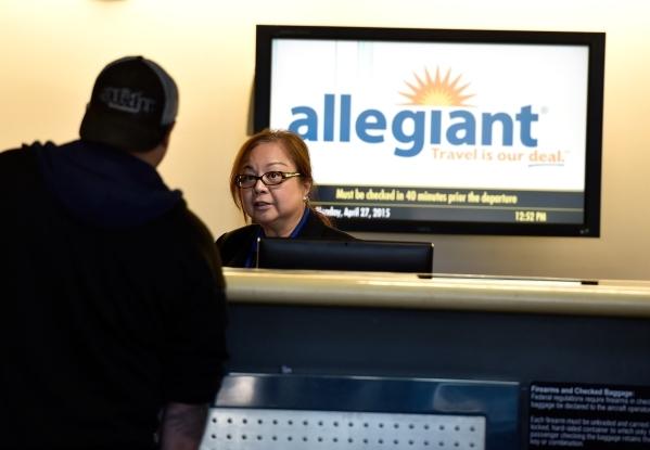 Investor seeks ouster of independent director on Allegiant parent