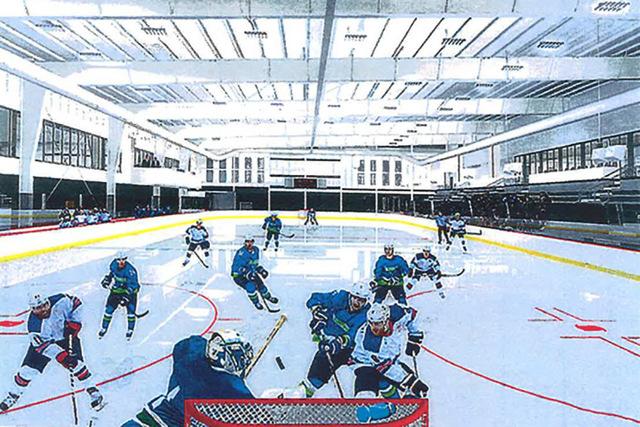 Bill Foley Nears Deal To Build Hockey Practice Facility